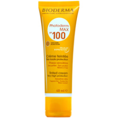 کرم ضدآفتاب رنگی فتودرم مکس SPF100 بایودرما - Bioderma Photoderm Max Cream SPF100 For Normal And Dry Skins