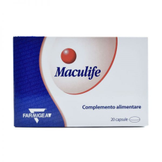 سافت ژل ماکولایف فارمیجیا - Farmigea Maculife 20 Soft Gels