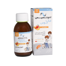 شربت امگاموس ادونسیس - Advancis Omega Mousse 100 ml