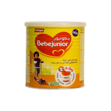 پودر ببجونیور میلوپا - Milupa Bebejunior Milk Powder 400 gr