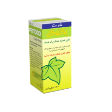 شربت پکتوگل گل دارو - Goldaru Pectogol Cough Syrup 120 ml